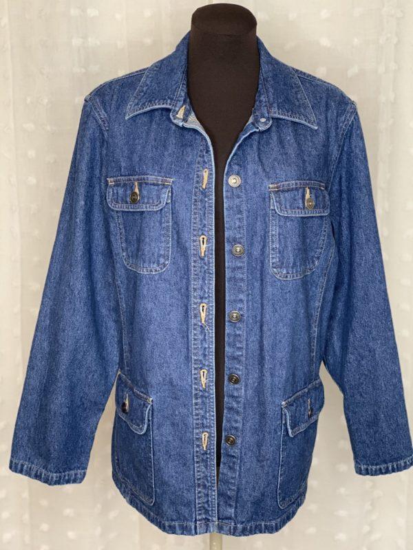 womens denim jacket hotter than a $2 pistol