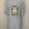light blue chambray womens dress nickels and dimes